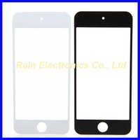 For Apple iPhone Touch Screen For Ipod Touch 5 5G 5th Wholesale- Replacement Front Glass For Ipod Touch 5 5G 5th Lcd Screen Digitizer Panel Cover Itouch 5 Outer Len SanErqi