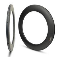 Wholesale Manufacturers Wheel - china bicycle manufacturer full carbon rim 88mm clincher rim UD 3K matte finish CC-WR-88C-W23-T