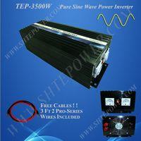 Pure sine wave inverters 50Hz 60Hz 220v 230v 110v 120v DC 12v 24v 48v 3500w 3.5kw TEP-3500W