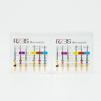 Wholesale Dental Niti - RZ3S Brand New 25MM SX-F3 Root Canal File Heat Activated Protaper Be Used For 20 Canal Each File NITI Dental Material