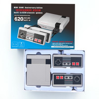 Wholesale Camera Pal - Mini TV Video Handheld Game Console Entertainment System Built-in 500  600 620 Classic Games For Nes Games PAL&NTSC With Retail Box