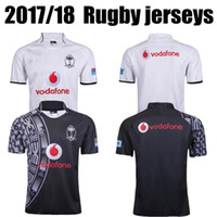Rugby Men Short Thai quality New Zealand 2017 Jerseys New Fiji Rugby Sevens  Olympic Shirt 2018 de17f5863