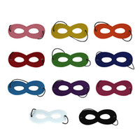 Wholesale Child Eye Mask - Kid's Mask with Any Color for Part Costume For Children Halloween Christmas Party Mask Kids Party Masquerade Masks Party Eye Mask