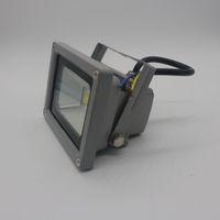 focos reflectores led para el hogar. al por mayor-AC 85-265V 10W IP65 A prueba de agua LED Reflector Lámpara de inundación Proyector Iluminación Hogar jardín Pared exterior