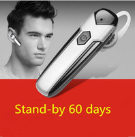 Wholesale Long Phone Call - D8 bluetooth 4.1 headphone Wireless bluetooth Earphones HD calling Mobile headset long stand-by time Noise Cancelling for iphone android