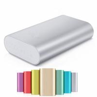 logo portable battery charger achat en gros de-NOUVEAU HOT (Custom LOGO) Téléphone Portable Batterie Chargeur Universel Universel Powerbanks 5200mah Power Bank 30pcs / lot