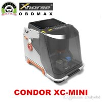 Wholesale Capacitive Key - CONDOR XC-MINI Master Series Automatic Key Cutting MachineOriginal Xhorse iKeycutter Update Online +7'' Capacitive Touch Screen