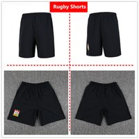 Wholesale New Hot 3x - Hot sales 2017 New Zealand All Blacks rugby jersey Maori All Black Hurricanes Sports pants Chiefs Highlanders rugby Shorts s-3x