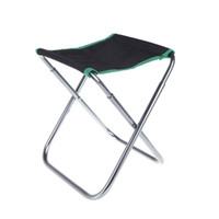 Vente en gros- Bon affaire AOTU Portable Folding Oxford Cloth Chair Outdoor Patio Fishing Camping avec sac de transport