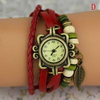 Discount lady korea watch - Lady Wrist Watch Quartz Woman Hours Best Fashion Dress Korea Bracelet Brand Leather Multicolored Crystal