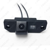 Wholesale Mondeo Rear Camera - FEELDO Car Rear View Camera Reversing Camera For Ford Mondeo Focus (hatchback) Fiesta Smax 08-11 #5069