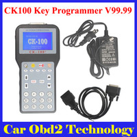 Wholesale Chrysler Key - 2017 Newest V99.99 CK-100 CK100 Auto Key Programmer No Tokens Limited CK100 Key Programmer SBB Update Version CK 100 by DHL Free Shipping