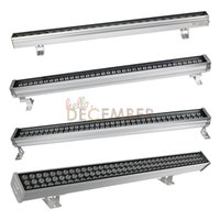 Ultra Bright LED Wall Wash luces de 12W 15W 18W 24W 30W 36W 48W 72W 108W LED Floodlight 39.37 pulgadas LED Bar Flood Light