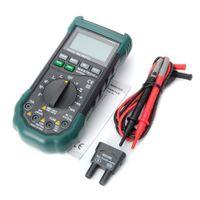 Wholesale Mastech Ms8268 Digital Multimeter - free shipping MASTECH MS8268 3 3 4 AUTORANGE DIGITAL MULTIMETER, Tester Resistance AC DC Ohm Hz 4000 Counts Voltmeter