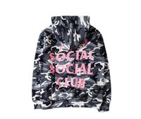 Cardigan spot cardigan - The Spot Anti Social Club assc camouflage fleece hoodie kanye west hoodies men sportswear anti social social club