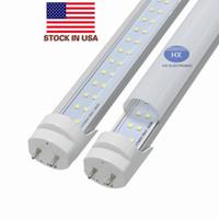 Double Sides T8 4ft led tubes 18W 22W 25W 28W regular T8 led lights tubes 192LEDs High Lumens AC 110-240V CE UL