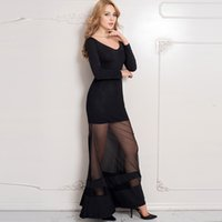 Wholesale Tight Transparent Dress Sexy Women - OYR70229 Tight skirt transparent skirt Slim thin women highlight the charm of the lines