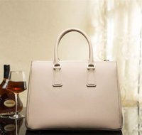 Totes cash for books - 2017 HOT Handbag Women Brand Bag genuine leather high quality luxury famous new fashion Tote for pad book wallet purse cash