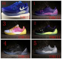 Wholesale Generation Green - Wholesale latest Kobe 5 Venomenon generation Basketball Shoes kb venom 5 v sports shoes Men 100% Original Authentic Sports Shoes size 40-46