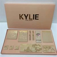 Wholesale More Free - New Kylie Vacation Edition Bundle & Birthday Collection I want it All Makeup set take me on vacation Send me more Nude DHL Free