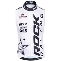 Wholesale Sleeveless Cycling Tops - 2017 Rock Cycling Jersey Mtb Bicycle Clothing summer quick dry Mountain Bike sleeveless vest Maillot Ciclismo Ropa De Ciclismo G0601