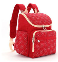Mommy Backpack Nappy Diaper Nursing Bag Travel Sac à main sac à main Sac à dos mère Sacs à dos pour enfants KKA2419