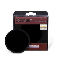 Wholesale 37mm 52mm - Zomei Infrared IR filter 680nm 720nm 760nm 850nm 950nm IR filter 37mm 49mm 52mm 58mm 67mm 72mm 82mm for SLR DSLR camera lens