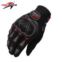 nylon motorrad handschuhe großhandel-Atmungsaktive Sommer Motocross Offroad Racing Vollfinger Guantes Moto Handschuhe Ritter Reiten Motorrad Motorrad Handschuhe