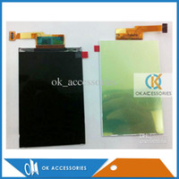 Wholesale Display Lg L5 - For LG E610 E612 E615 E617 Optimus L5 LCD Screen Display 10PC  Lot Free Shipping