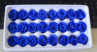 Wholesale Green Preserves - 2-3cm Small Preserved Rose Flowers