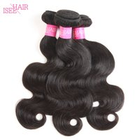 Wholesale Cheap Uk Wholesale - 8A Brazilian Virgin Hair Body Wave Weave Cheap Brazilian Mongolian Chinese Cambodian Hair Bundles Unprocessed Human Hair Weft Extensions Uk