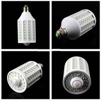 Wholesale Bulb Motion Sensor - Infrared induction SMD 5730 warm White E27 B22 E14 E26 Light Body Infrared Sensor PIR Motion Sensor Detection LED Lamp Bulb 110V 220V