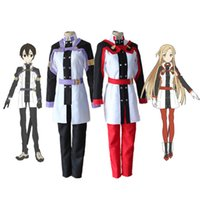 Anime Costumes sword art online kazuto kirigaya - SAO Sword Art Online Film Alfheim Online Kirito Yuuki Asuna Cosplay Kirigaya Kazuto Costume Halloween Party Clothing Outfit Set