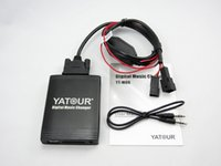 Yatour YT-M06 auto Changer per musica digitale per 1991-2006 BMW 3pin + 6pin E46 E39 E38 X5 Senza navi USB MP3 SD AUX adattatore BT interfaccia