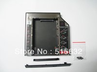 Wholesale Hdd For Asus - Wholesale- New SATA 2nd HDD SSD Hard Drive Disk Caddy Optical CD Bay Adapter for Asus K53SV