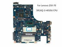 Wholesale Coaxial S Video - High Quality Motherboard For Lenovo Z50-70 Motherboard with CPU SR16Q i3-4010U ACLUB NM-A273 100% Tested&Testing Video Support