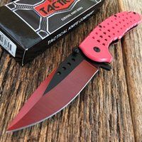 MZY Red RAZOR TACTICAL Assale 8.25