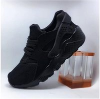 Wholesale 2017 Running Shoes Air Huarache For Men and Women Sneakers Zapatillas Deportivas Sport Huaraches Shoes Mens Trainers Size36