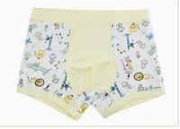 Wholesale Chinese Male Underwear - free shipping new children underwear cotton underwear brand children's male baby boy a special offer