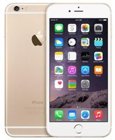 elma telefon kilidini açma toptan satış-Yenilenmiş Orijinal Apple iPhone 6 4.7 Inç 16 GB / 64 GB IOS 8.0 FingerPrint Unlocked Cep Telefonu Olmadan