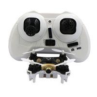 Wholesale drone cheerson camera online - Minitudou New Mini Remote Control Helicopter Cheerson CX W RC Quadrocopter With Camera Mini Drones Cheerson CX C FPV