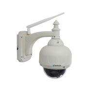 Wholesale Tilt Dome Camera - C7833WIP Wireless WiFi Outdoor HD IP Security Camera 720P Wifi Wireless Dome Pan Tilt RSTP Onvif Stream Support 128G ANN
