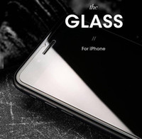 Wholesale Shatter Proof Protector - Cell phone film phone screen protector glass protector film 2.5D Explosion Shatter proof 9H Premium for Iphone 6 6plus 6 plus