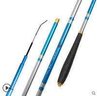 Wholesale Super Hard Pole - ePacket free shipping >H&q carp pole super light superfine superhard 37 adjustable carbon rod rod carp fishing rod 4.5 meters