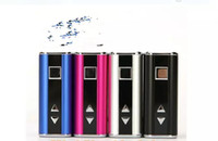 Wholesale Ego Kit Mini Usb - Mini 10w Kit 1050mah with USB Cable eGo Connector Built-in Battery Max Output Variable Voltage Mod 4 colors