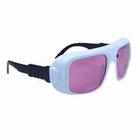 Wholesale Eyes Protective Laser - Diode laser 1064nm nd yag eye laser protective Goggles Glasses Medical Laser Safety glasses for IPL