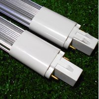 G23 GX23 Led PL Light Super Bright 4W 5W 6W 8W Led Lampadine 180 Angle Replac CFL Luci AC 85-265V