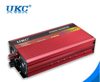 Wholesale high water pump - New professional high-power 12V to 220v4000w inverter, with water pumps, refrigerators, microwave ovens