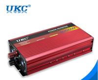 micro pompes 12v achat en gros de-Nouvel onduleur professionnel haute puissance 12V à 220v4000w, avec pompes à eau, réfrigérateurs, fours à micro-ondes