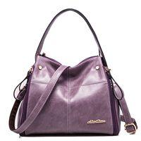 интернет магазин сумок оптовых-Wholesale- kabelky  Handbags Women Bags Designer Shoulder Bag Female Italian Leather Office Ladies Hobo Bag Shop Online Handbag H 15